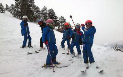 Clases de esquí y snowboard para Semana Santa