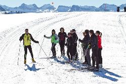 Cursos de esquí de fondo en Baqueira Beret