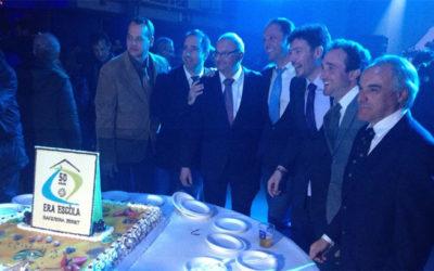 Éxito rotundo en la fiesta del 50 aniversario de Era Escòla