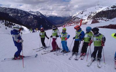 Oferta clases esquí para Semana Santa
