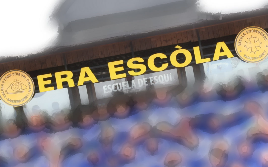 Asamblea en Era Escòla