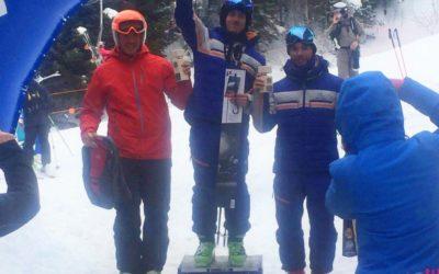 Excelentes resultados de Era Escòla en la III BBB Ski Race Experience