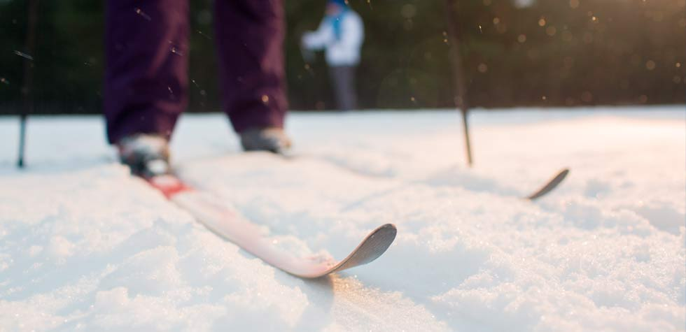 Modalidades de esquí