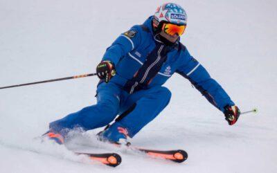 Clases de esquí niveles avanzados