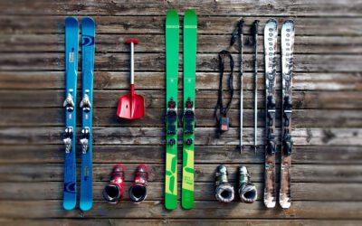 La equipación imprescindible para el esquí
