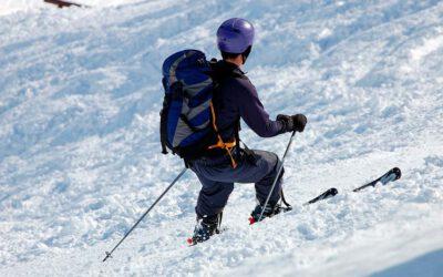 ¿Como preparar tu mochila para un día de esquí?