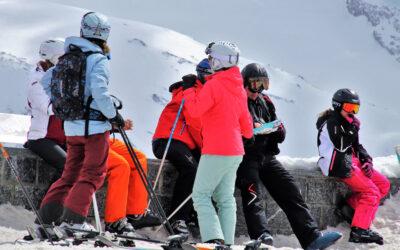 El esquí según tu edad
