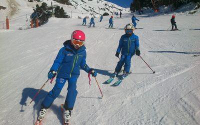 Présentation officielle du Camp de ski le 7 Décembre au Arties Millenium