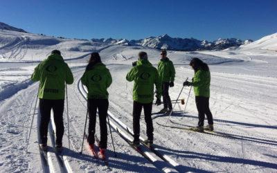 Cursa popular d'esquí nòrdic amb Era Escòla – 18 gen