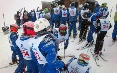 Carrière sociale Ski Camp et la saison dernière partie