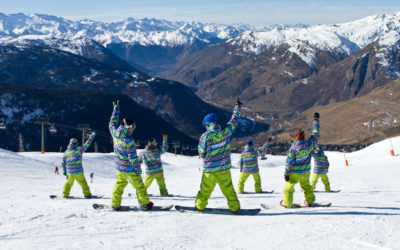 Réduction pour réservation Ski Camp. Seulement jusqu'au 30 Novembre