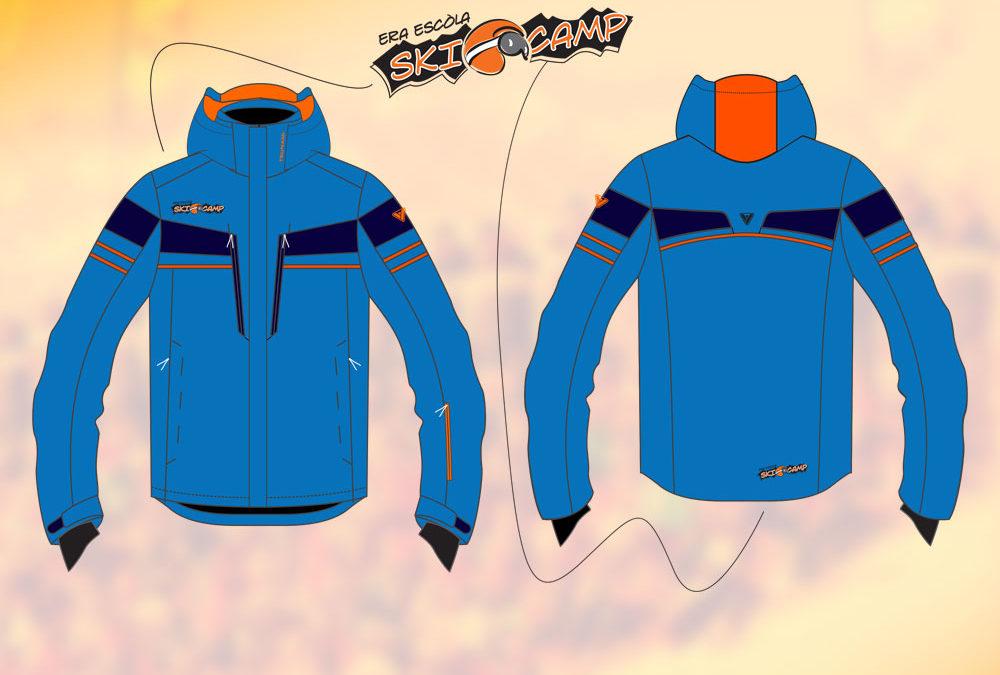 Ya tenemos el nuevo uniforme de Ski Camp 2017/18