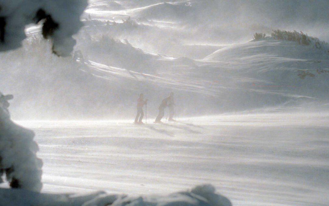 Meteorología y esquí