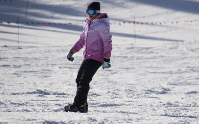Como iniciarse en el snowboard en Baqueira Beret