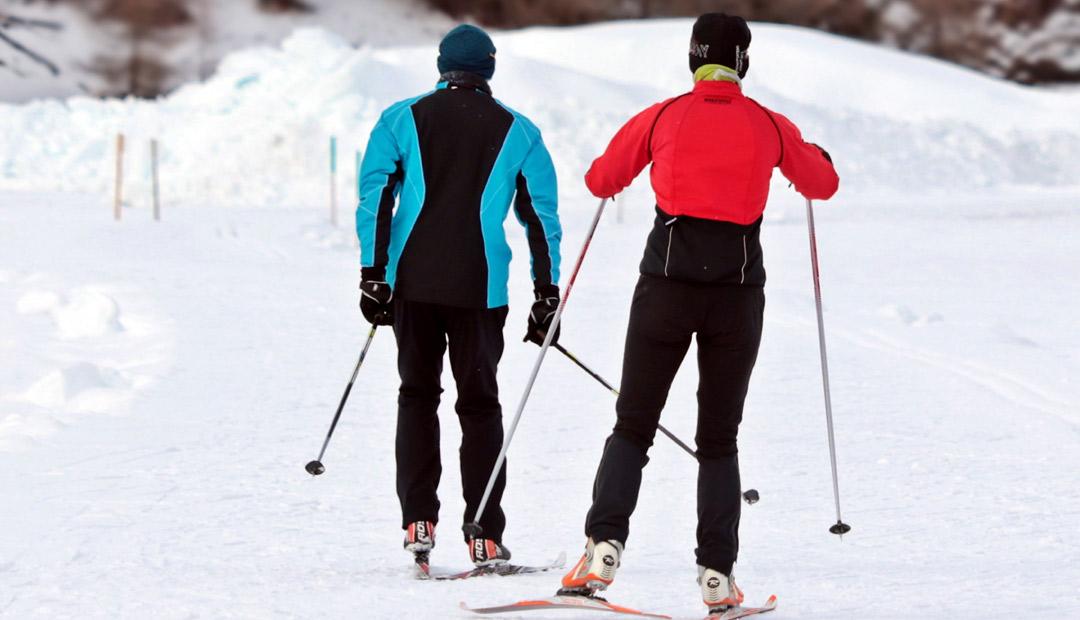 Esquí de fondo deslízate por esta modalidad